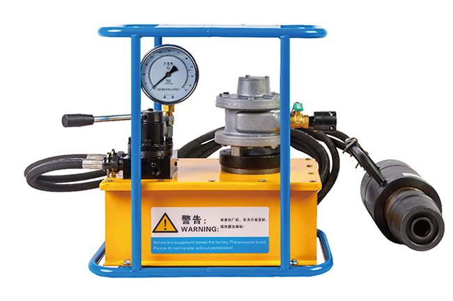 MQ22-450/63型矿用锚索张拉机具