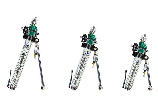 MQT-120/3.0型气动锚杆钻机