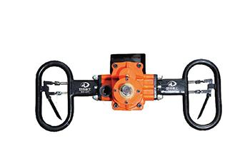 关于手持式气动钻机的结构介绍