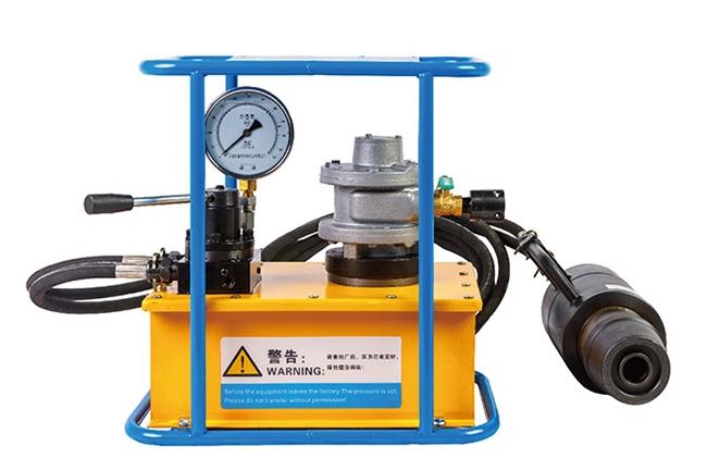 MQ15-200/63型矿用锚索张拉机具