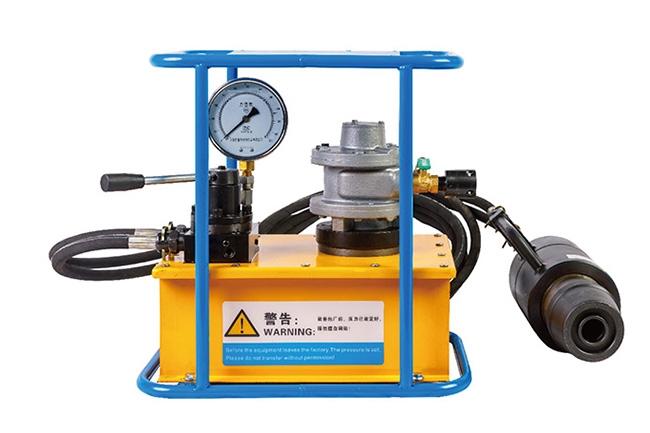 MQ29-450/63型矿用锚索张拉机具