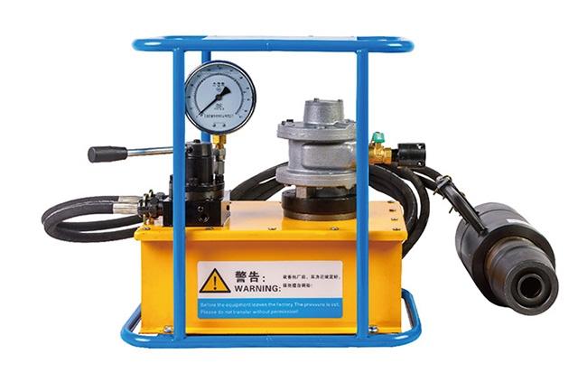 MQ19-300/63型矿用锚索张拉机具