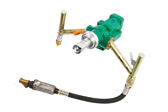 ZQS-50/2.5型气动手持式钻机